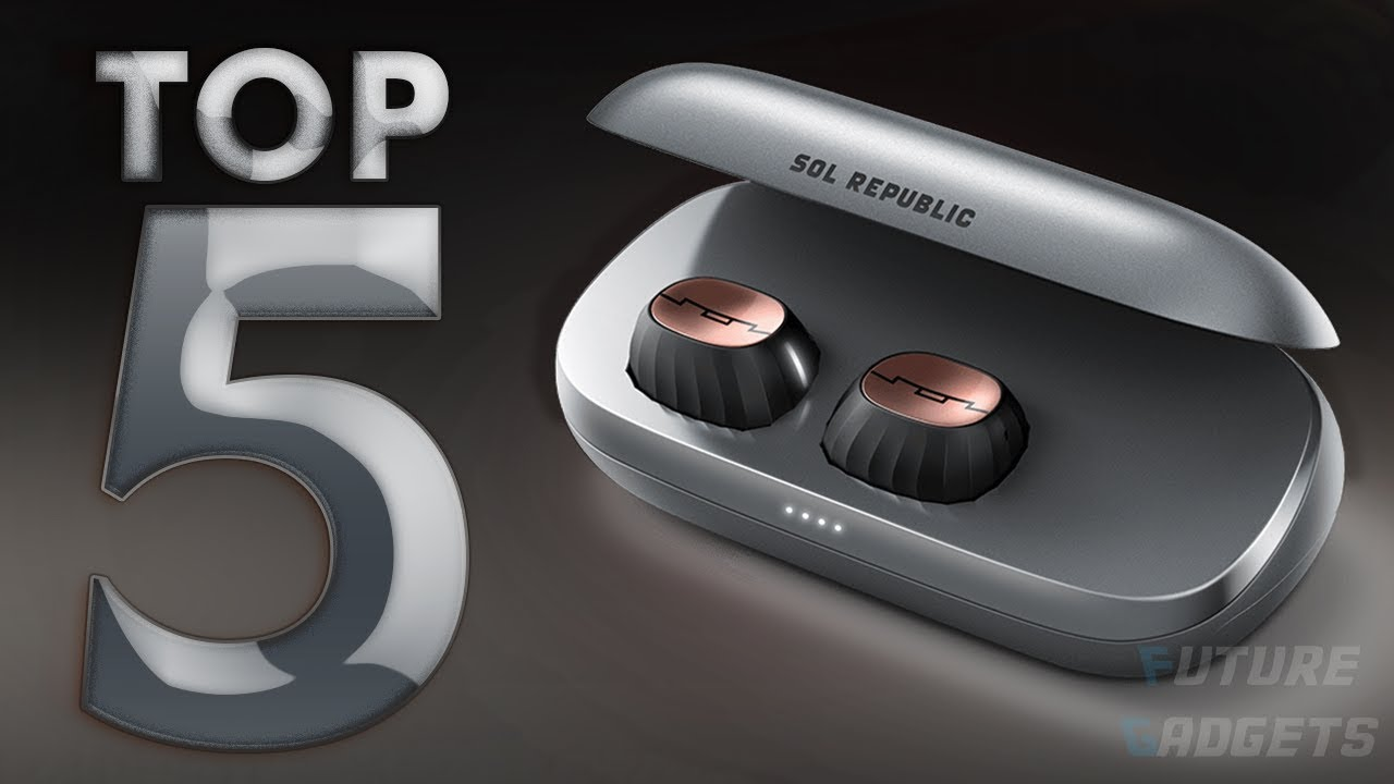 cb1bd09b8e7 TOP 5 Best Wireless Earphones 2019 ✓ Truly Wireless Earbuds - YouTube