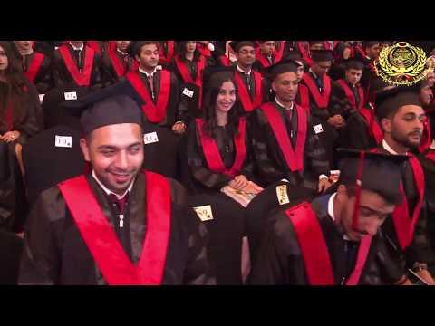 AAST Graduation Ceremonies - 2017 الأكاديمية العربية - حفل تخرج دفعة