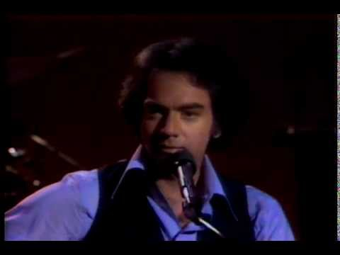 Neil Diamond, live 1977,