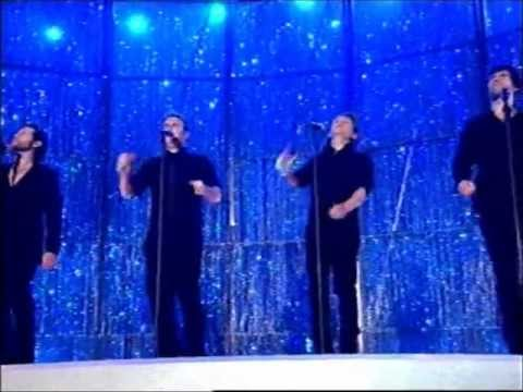 Take That - Patience (Live At The Brit Awards 2007)