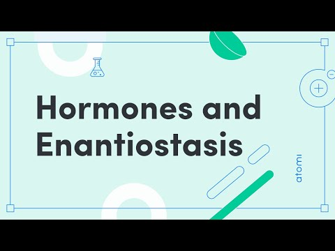 HSC Biology - Hormones and Enantiostasis