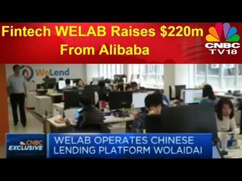 Hong Kong fintech firm WeLab raises US$220m from Alibaba | CNBC TV18