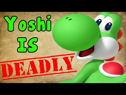 Thumbnail: Mario Theory - Yoshis DEADLY And DARK Side (Super Mario Series)