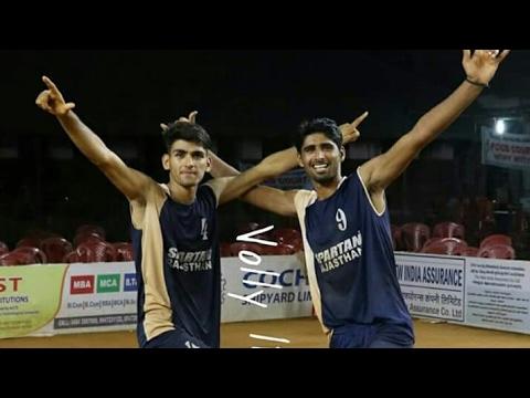 Indian volleyball (Junior)  Rajasthaan vs Tamil Nadu