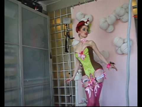 62803bf32e7 Maya Hansen - Cake Corsets from Around the World - YouTube