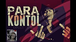 Download Video ONE Khalifa - PARA KONTOL (lyric video) MP3 3GP MP4