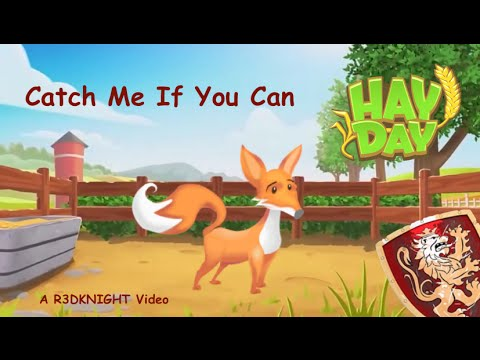 Hay Day - How to catch a Fox aka Foxing