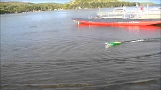 Sea Devil Boat On 3s Lipo