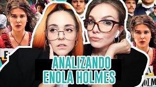 ANALIZAMOS ENOLA HOLMES | Andrea Compton ft Ines Hernand #ad