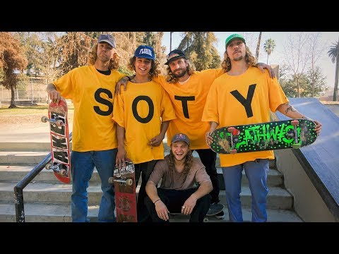 "SOTY 2017: ""Surprising Foy"" Video"