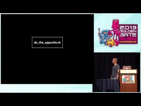 GoGaRuCo 2013 - Impossible Programs by Tom Stuart