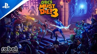 Orcs Must Die! 3 - Announce Trailer | PS4