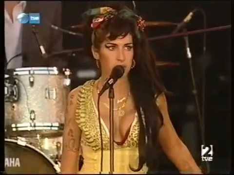 AMY WINEHOUSE ROCK IN RIO MADRID 2008 (FULL CONCERT)