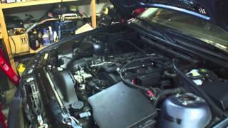 DIY BMW E46 Sparkplug Removal and Installation