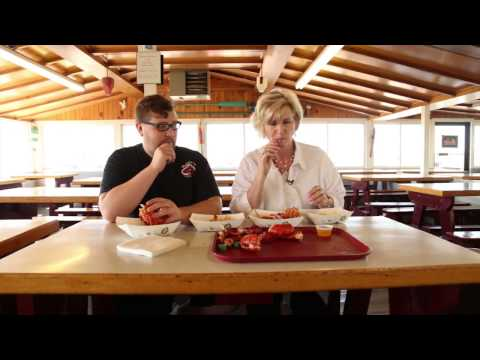 How to Eat a Lobster at Brown's Lobster Pound