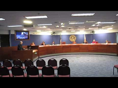 Sarasota School Board Meeting/Lamarque Elementary School