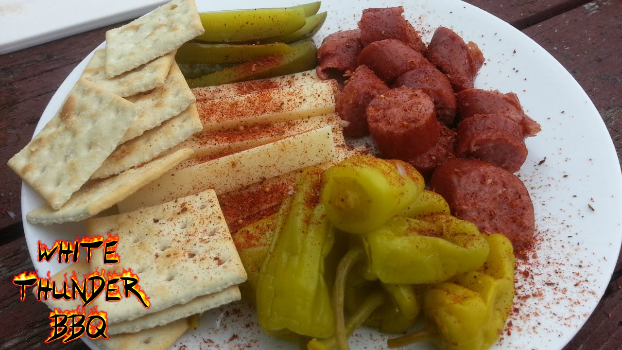 & Cheese and Sausage Plate Recipe - Memphis Style - Rendezvous - YouTube