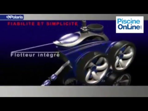 Robot de piscine polaris 3900 sport youtube for Robot piscine polaris 3900 sport