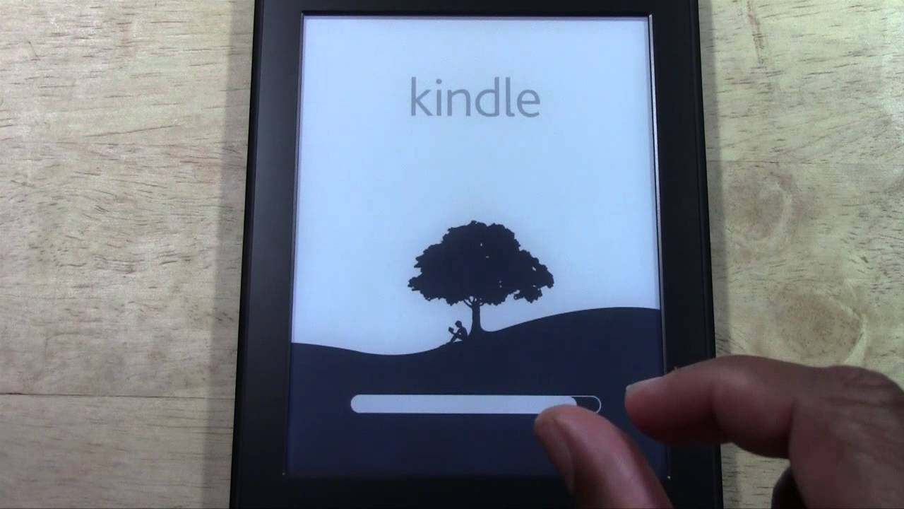 Kindle Paperwhite - How to Change the Language | H2TechVideos