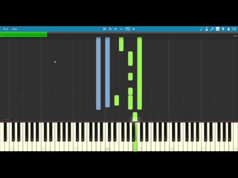 Pirates Of The  Caribbean My Jolly Sailor Bold Synthesia [MIDI DOWNLOAD]