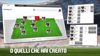 EA SPORTS FIFA 11 - Creation Centre ITA