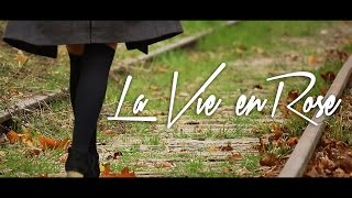La Vie en Rose Edith Piaf  - Laura Allard (English version) - AV-Voices - Cover Clip