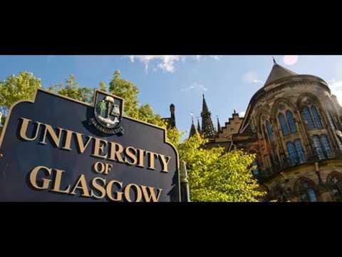 University Of Glasgow 2017