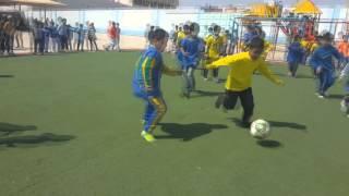 المباراة النهائية للصفوف الأولية بمدارس الرواد بريدة تحت إشراف أ / محمد عز الدين