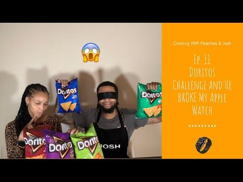 Ep. 11 Doritos Challenge....He Broke My Apple Watch