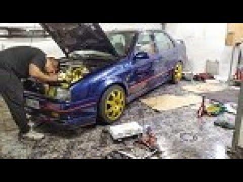 Todo Listo Para Arrancar *Renault 19 16v* *10 Horas Intensas*