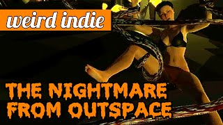 The Nightmare from Outspace gameplay: Sci-fi horror platform game [PC/Mac prototype demo]