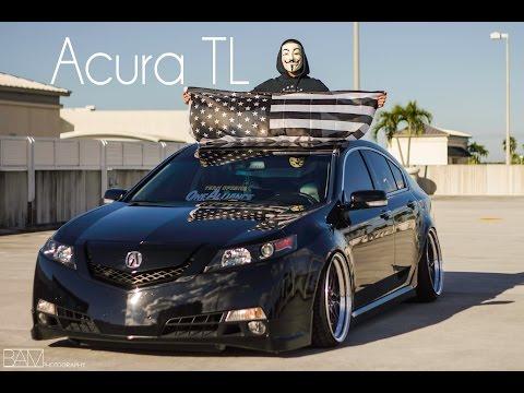 Car Showcase: Acura TL
