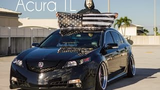 Car Showcase: Acura TL