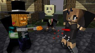 Top 5 Halloween Monster School - Minecraft Animation