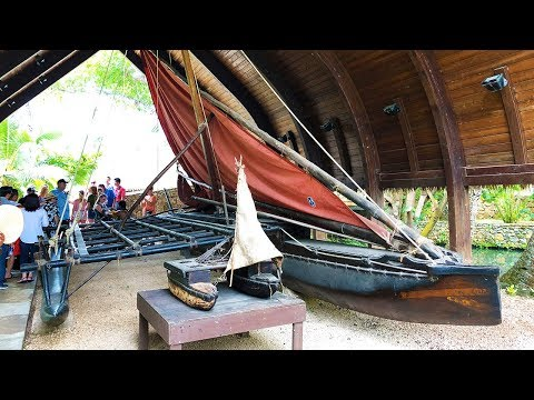 Polynesian Cultural Center Tour - Oahu, Hawaii