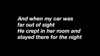 A Car, A Torch, A Death-Twenty one Pilots (lyrics)