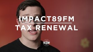 Vote for WDBM's Student Tax Renewal