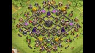 Clash Of Clans Growing up