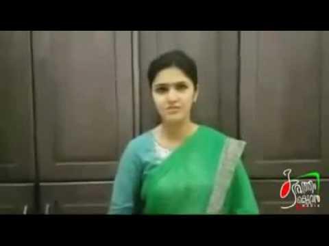 Jamnapyari actress gayathri Suresh hot Whatsapp video leaked