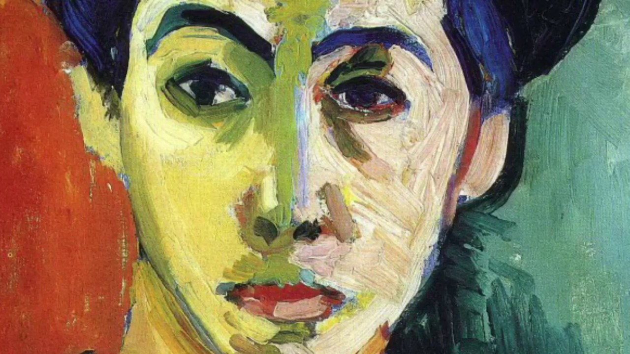 El pintor Henri Matisse para niños - YouTube