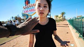 لقيتها في لاس فيجاس! || I FOUND HER