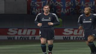 Pro Evolution Soccer 5 - 2005 - FC Barcelona VS Real Madrid C.F. (PC)