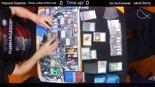 Leviathan Commander – Zur the Enchanter vs. Emry, Lurker of the Loch