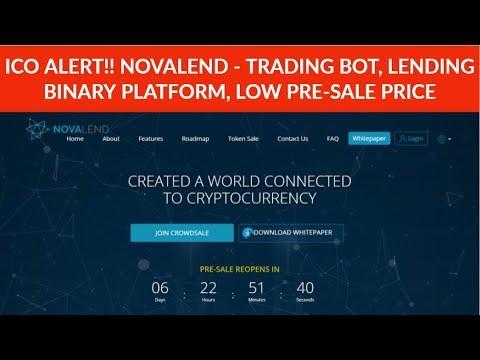 Develope trading bot platform costs