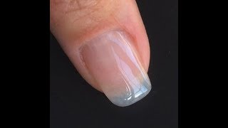 How to apply Gel Nail overlays