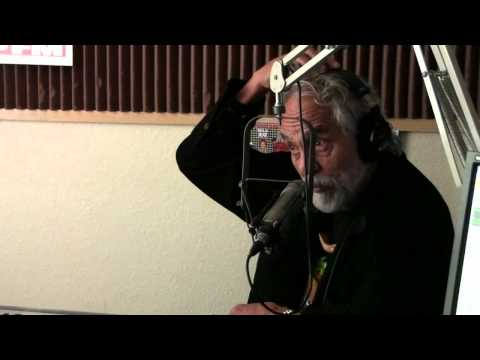 Tommy Chong stops  The Freakshow @ 1055 The Beat Studios