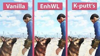 Fallout 4 – Enhanced Wasteland Mod vs. K-putt
