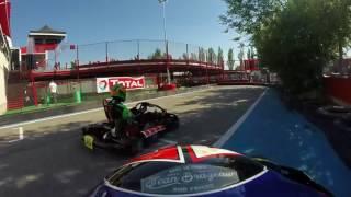 Kart World Championship 2017 - Karting Rivas, Madrid Practice