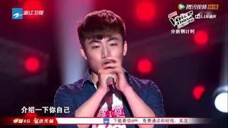 The Voice of China 3 中國好聲音 第3季 2014-08-08 : 徐剑秋 《我好想你》 + Intro HD