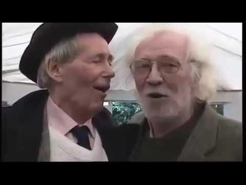 Richard Harris and Peter O'Toole - Drinkee drinkee.